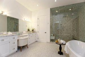 Mater Bathroom Interior