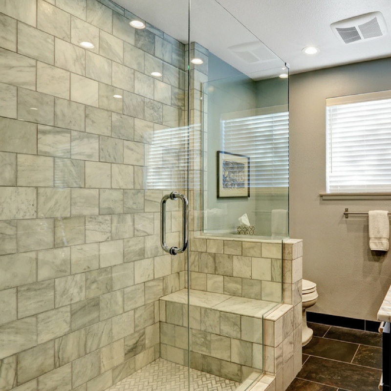 Frameless Showers Los Angeles