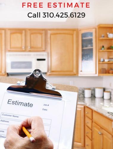 Free Estimate Kitchen Remodel
