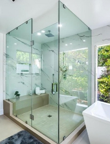 Glass Shower Los Angeles