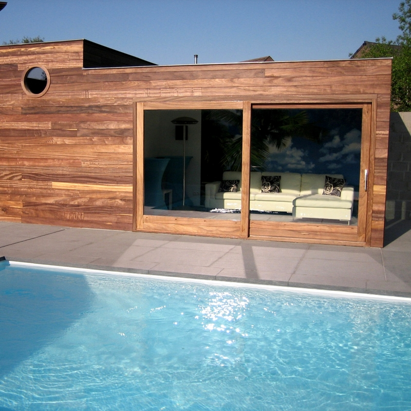 Pool House Contractor