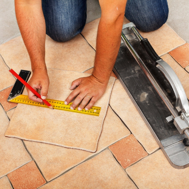 Tile Floors Installation