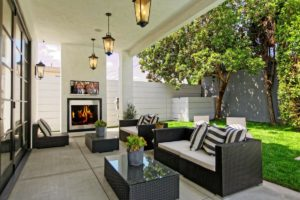 Backyard Landscaping Services