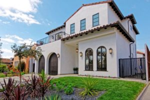 Stucco and Exterior Paint