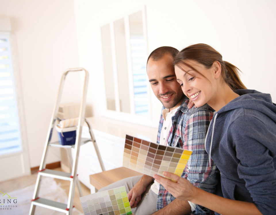 Exterior and Interior Paints for Homes